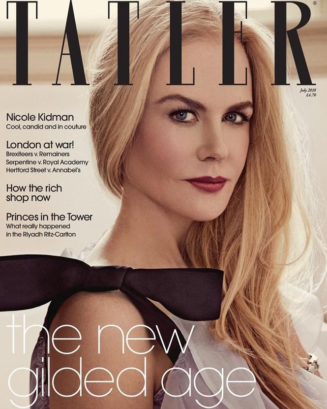 Nicole Kidman tiết lộ nỗi đau khủng khiếp trong cuộc hôn nhân với Tom  - ảnh 17