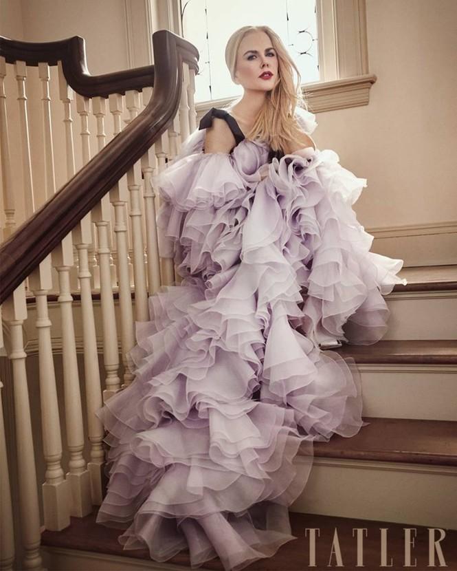 Nicole Kidman tiết lộ nỗi đau khủng khiếp trong cuộc hôn nhân với Tom  - ảnh 18
