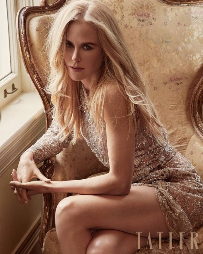 Nicole Kidman tiết lộ nỗi đau khủng khiếp trong cuộc hôn nhân với Tom  - ảnh 19