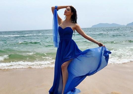 Mê đắm sắc vóc bốc lửa của Tân Hoa hậu Hoàn vũ Mexico 2018 - ảnh 19
