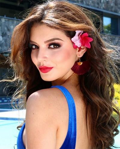 Mê đắm sắc vóc bốc lửa của Tân Hoa hậu Hoàn vũ Mexico 2018 - ảnh 3