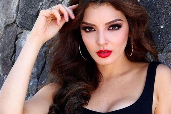 Mê đắm sắc vóc bốc lửa của Tân Hoa hậu Hoàn vũ Mexico 2018 - ảnh 4