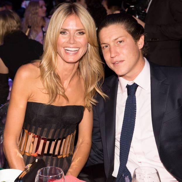 Táo bạo bỏ nội y, vợ cũ Johnny Depp tay trong tay tình cũ Heidi Klum - ảnh 12