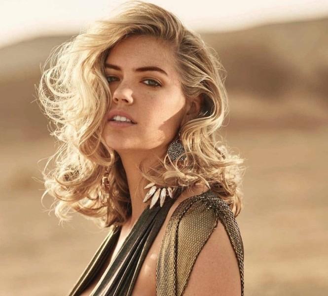 Mỹ nữ gợi tình Kate Upton quá đỗi nóng bỏng giữa hoang mạc Israel - ảnh 3