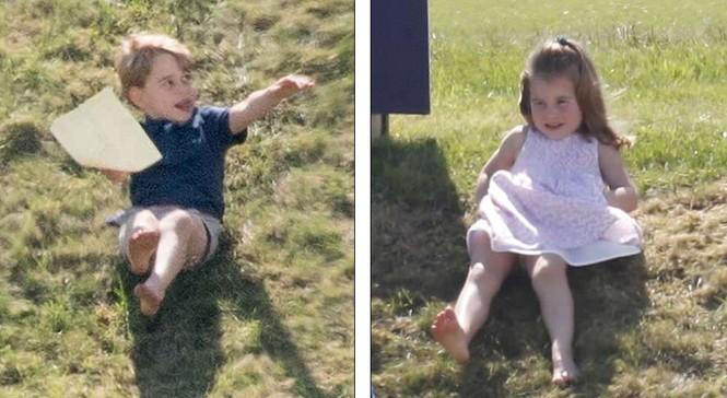 Sau 7 tuần sinh con, Công nương Kate rạng ngời tươi trẻ - ảnh 11