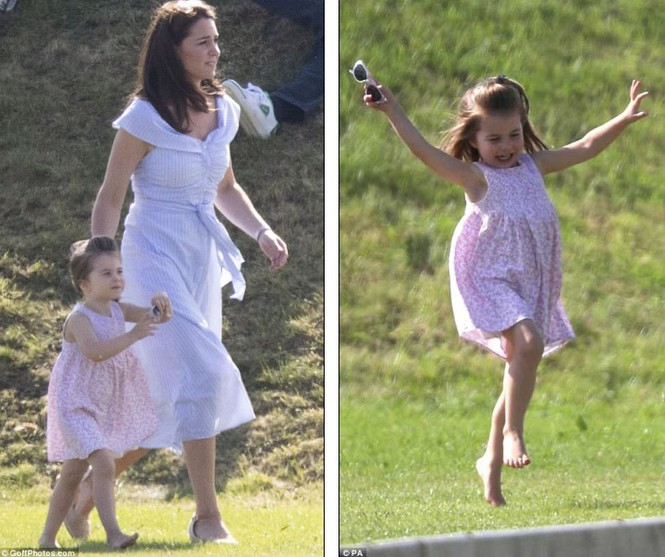 Sau 7 tuần sinh con, Công nương Kate rạng ngời tươi trẻ - ảnh 12