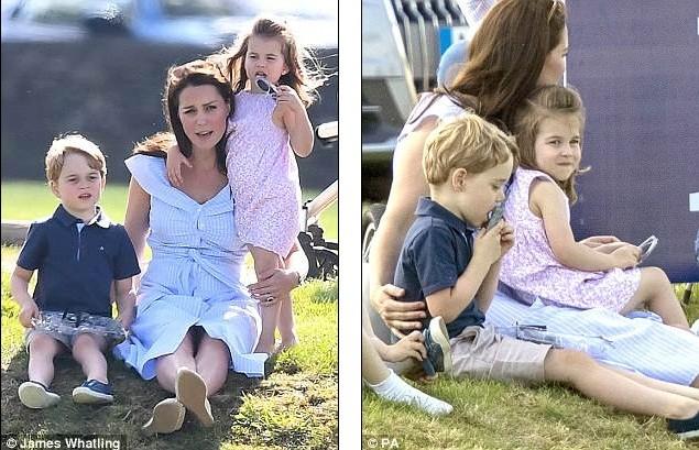 Sau 7 tuần sinh con, Công nương Kate rạng ngời tươi trẻ - ảnh 1