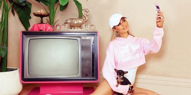 'Cô nàng tiệc tùng' Paris Hilton gần 40 tuổi vẫn quá đỗi gợi tình - ảnh 14