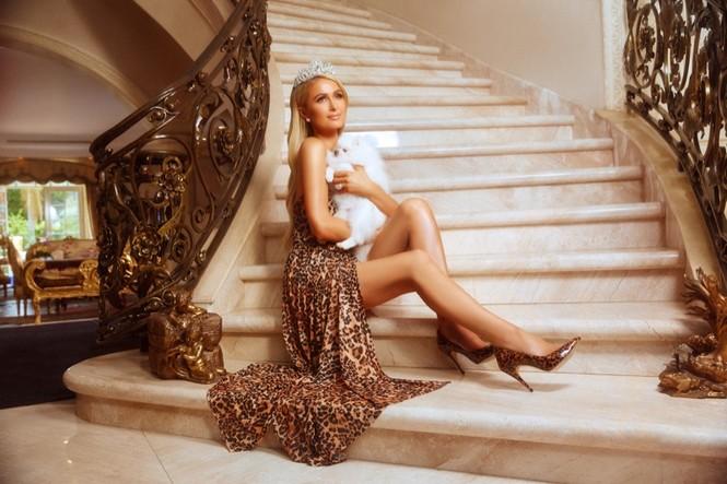'Cô nàng tiệc tùng' Paris Hilton gần 40 tuổi vẫn quá đỗi gợi tình - ảnh 2