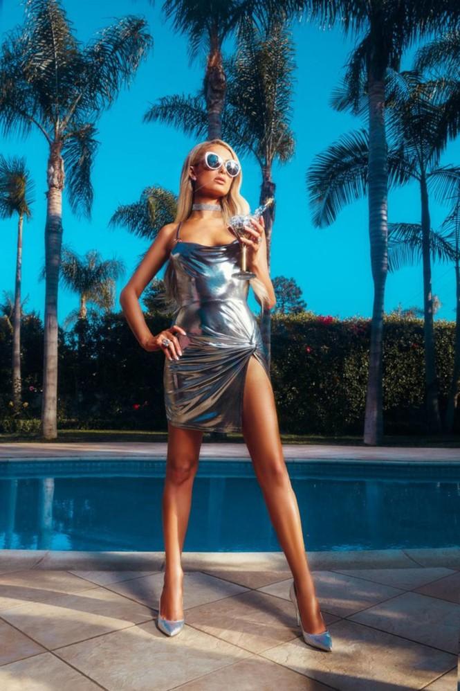 'Cô nàng tiệc tùng' Paris Hilton gần 40 tuổi vẫn quá đỗi gợi tình - ảnh 8