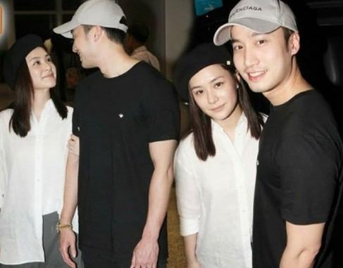 Cô dâu U40 Chung Hân Đồng xinh đẹp với đường cong quyến rũ - ảnh 8