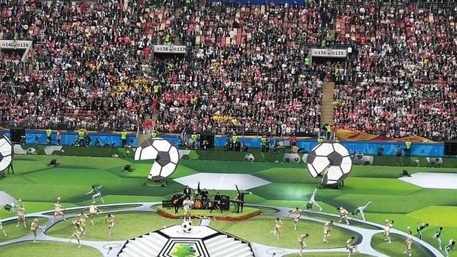 lễ khai mạc World Cup 2018 - ảnh 8