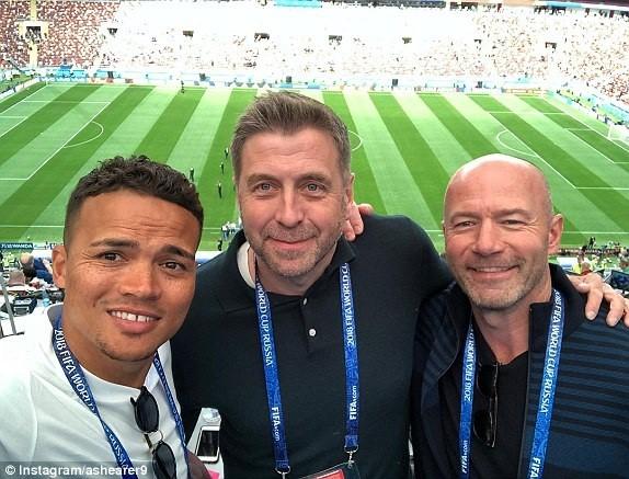 lễ khai mạc World Cup 2018 - ảnh 17