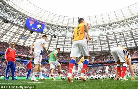 lễ khai mạc World Cup 2018 - ảnh 12
