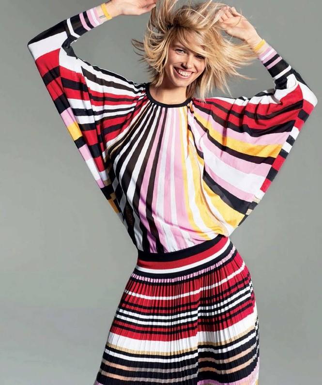 Hailey Clauson Dáng vóc tuyệt mỹ không tì vết của siêu mẫu cao 1m80 - ảnh 12