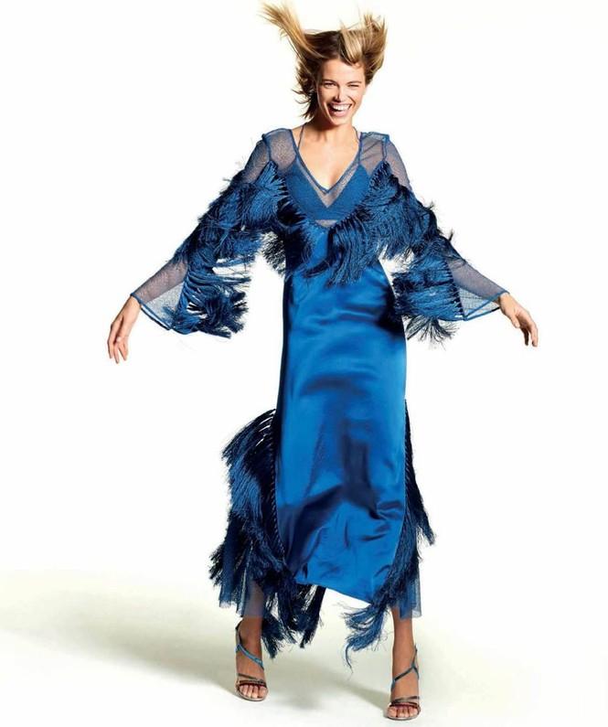 Hailey Clauson Dáng vóc tuyệt mỹ không tì vết của siêu mẫu cao 1m80 - ảnh 8