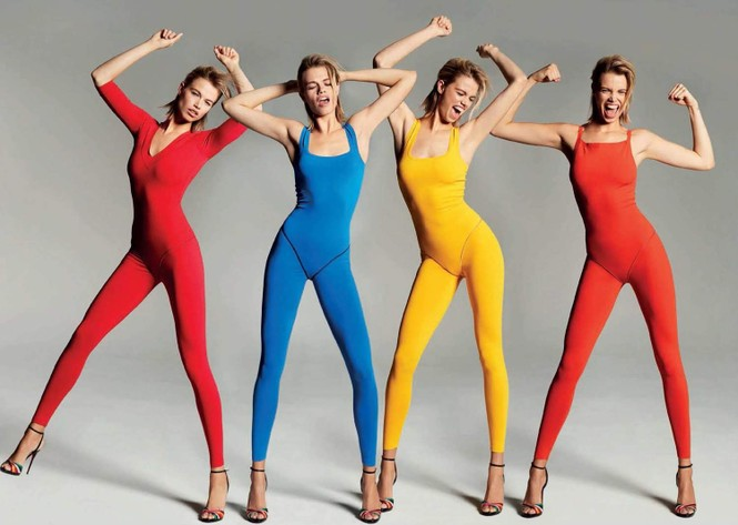 Hailey Clauson Dáng vóc tuyệt mỹ không tì vết của siêu mẫu cao 1m80 - ảnh 10