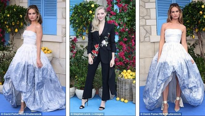 'Điệp viên 007' Pierce Brosnan tái ngộ dàn người đẹp Mamma Mia - ảnh 23