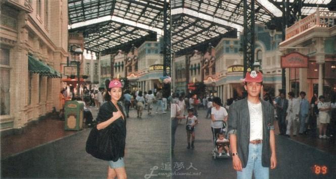 Tiết lộ ảnh hẹn hò thuở đôi mươi của Lưu Gia Linh – Lương Triều Vỹ - ảnh 1