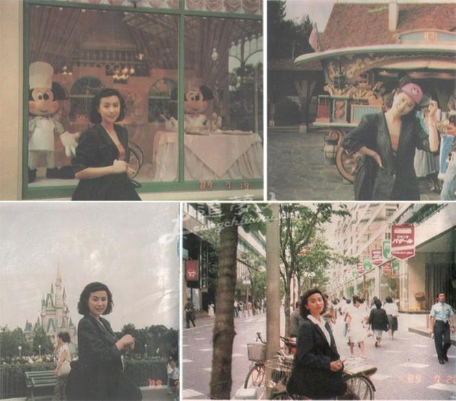 Tiết lộ ảnh hẹn hò thuở đôi mươi của Lưu Gia Linh – Lương Triều Vỹ - ảnh 3