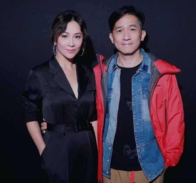 Tiết lộ ảnh hẹn hò thuở đôi mươi của Lưu Gia Linh – Lương Triều Vỹ - ảnh 6