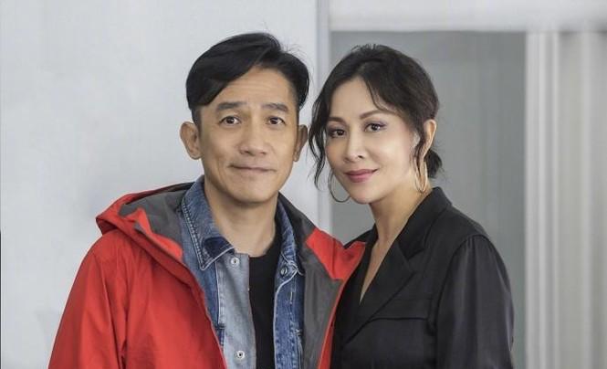 Tiết lộ ảnh hẹn hò thuở đôi mươi của Lưu Gia Linh – Lương Triều Vỹ - ảnh 7