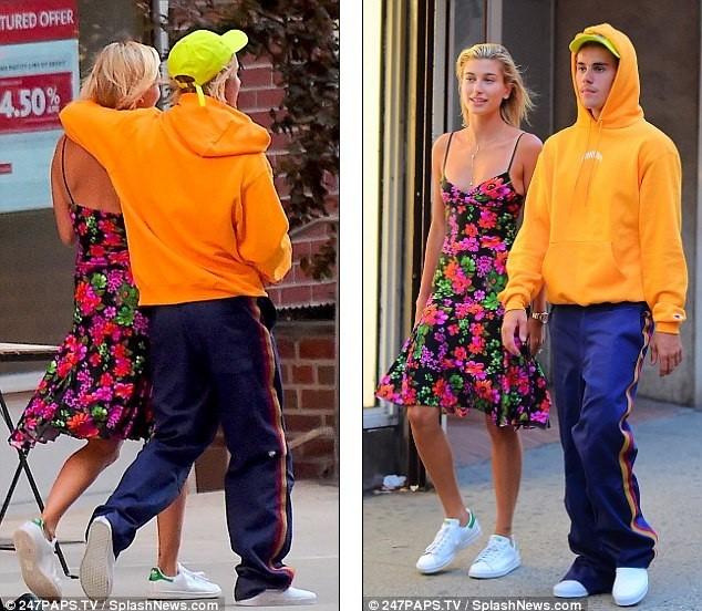 Justin Bieber - Hailey Baldwin 'vò đầu bứt tóc' khi ở bên nhau - ảnh 11