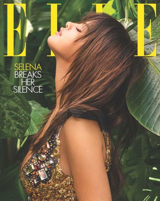 Selena Gomez nóng bỏng hút hồn, lấp ló ngực đầy - ảnh 8