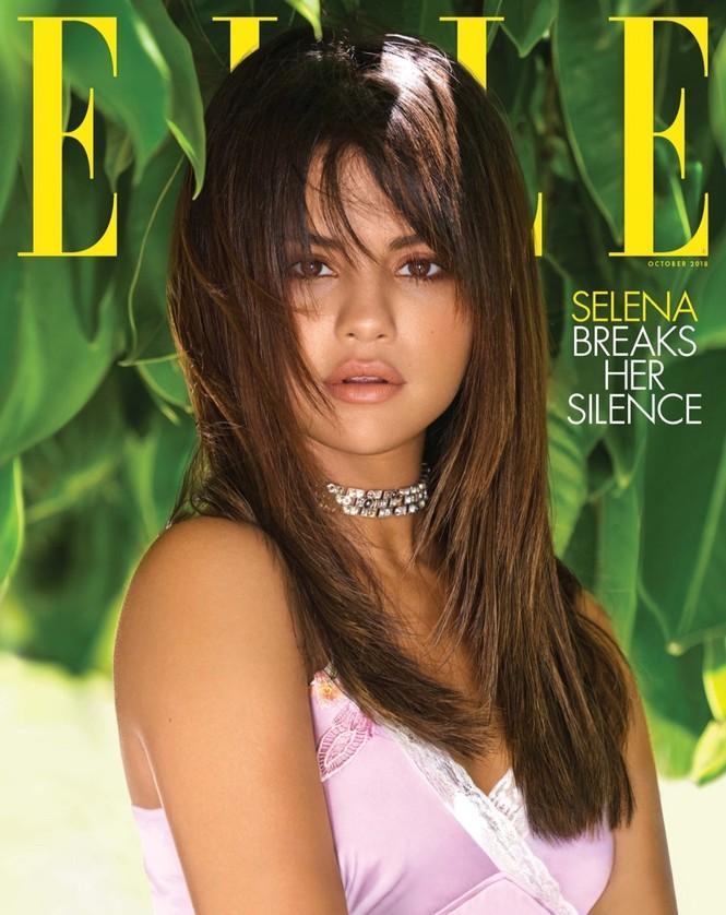 Selena Gomez nóng bỏng hút hồn, lấp ló ngực đầy - ảnh 4