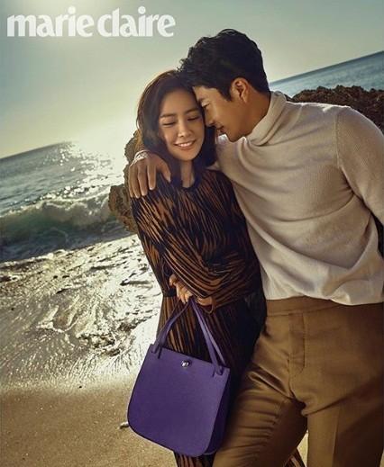 Ảnh hạnh phúc của vợ chồng Kwon Sang Woo nhân 10 năm ngày cưới - ảnh 2