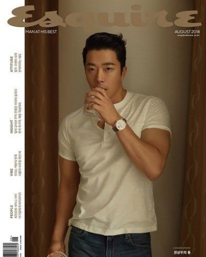 Ảnh hạnh phúc của vợ chồng Kwon Sang Woo nhân 10 năm ngày cưới - ảnh 6