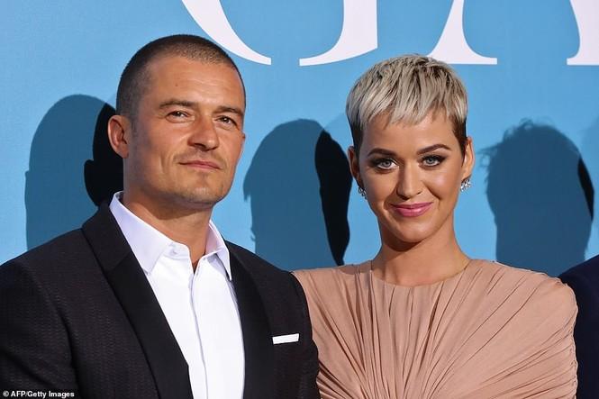 'Cướp biển' Orlando Bloom và bạn gái Katy tình tứ ở Monte Carlo - ảnh 8