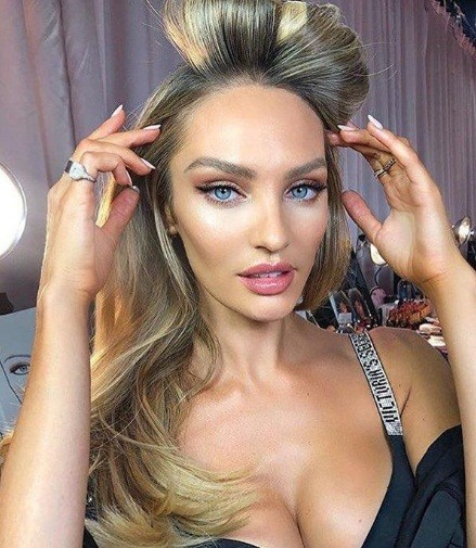 Hậu trường sôi động các mỹ nhân nội y Victoria's Secret trước giờ G - ảnh 37