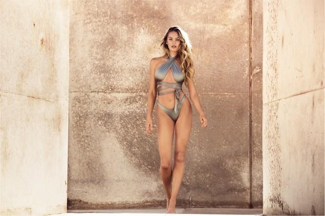 Mê đắm dáng hoàn hảo không tì vết của 'nữ thần Nam Phi' - ảnh 2