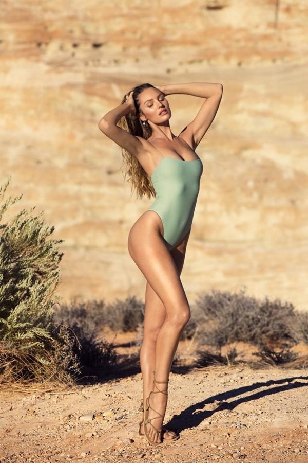 Mê đắm dáng hoàn hảo không tì vết của 'nữ thần Nam Phi' - ảnh 6