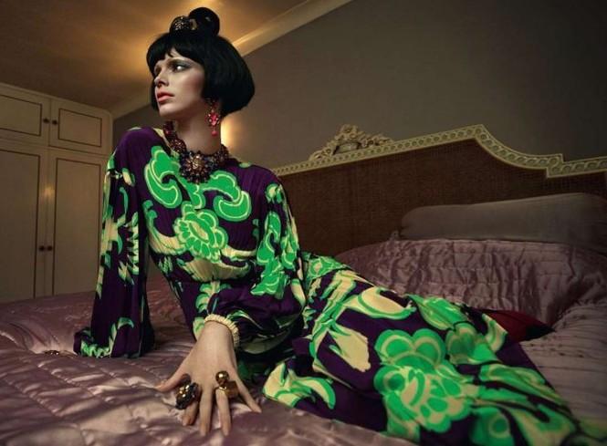 Ngắm sắc vóc cuốn hút của cô em siêu mẫu nhà Kim Kardashian - ảnh 12