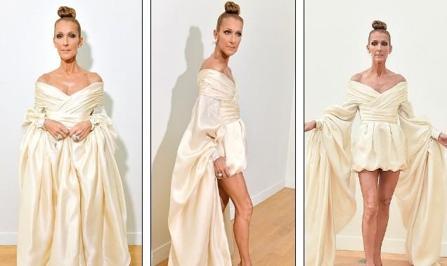 Celine Dion hóa nữ hoàng gợi cảm ở tuổi 51 - ảnh 7