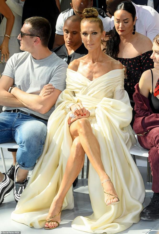 Celine Dion hóa nữ hoàng gợi cảm ở tuổi 51 - ảnh 5