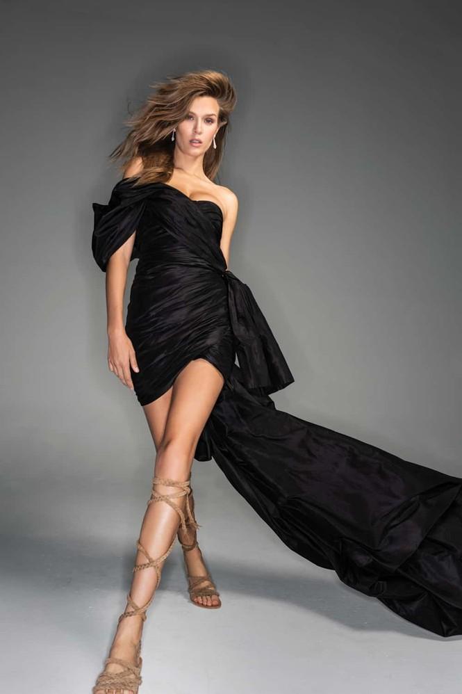 Say đắm đường cong tuyệt mỹ của thiên thần 9x Josephine Skriver  - ảnh 7