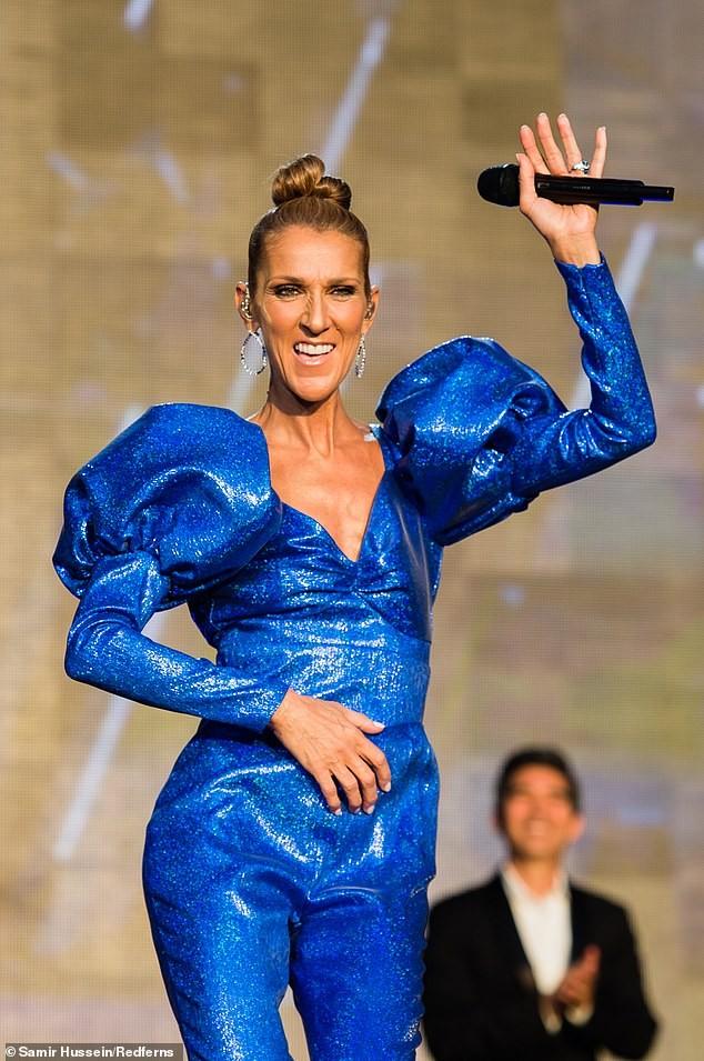 Celine Dion thay đổi khác lạ khó nhận ra - ảnh 4