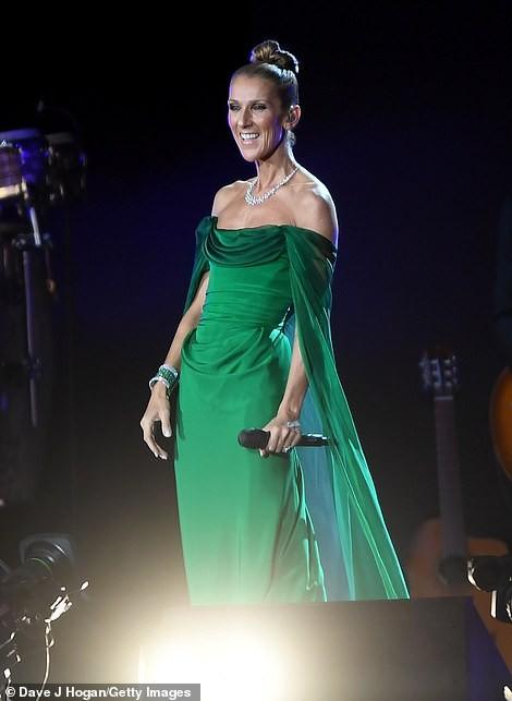 Celine Dion thay đổi khác lạ khó nhận ra - ảnh 6