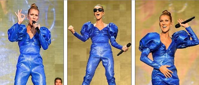 Celine Dion thay đổi khác lạ khó nhận ra - ảnh 5