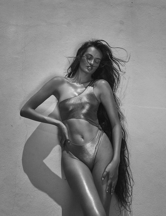 Mê đắm vẻ nóng bỏng đậm chất Samba của Gizele Oliveira  - ảnh 4