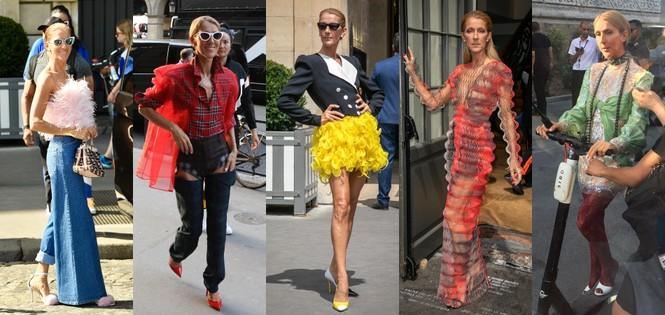 Celine Dion thay đổi khác lạ khó nhận ra - ảnh 7