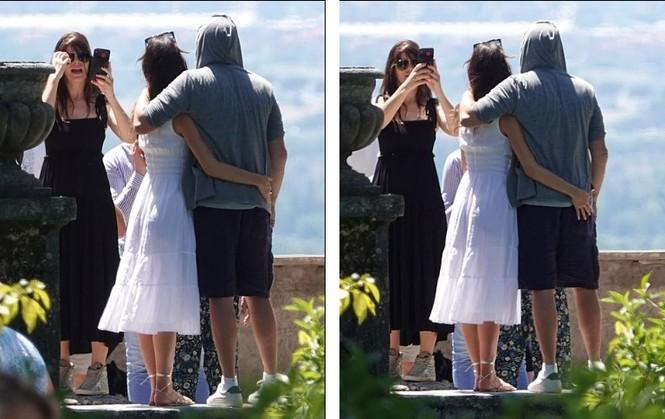 Leonardo Di Caprio hẹn hò lãng mạn cùng bạn gái kém 22 tuổi ở Ý - ảnh 4