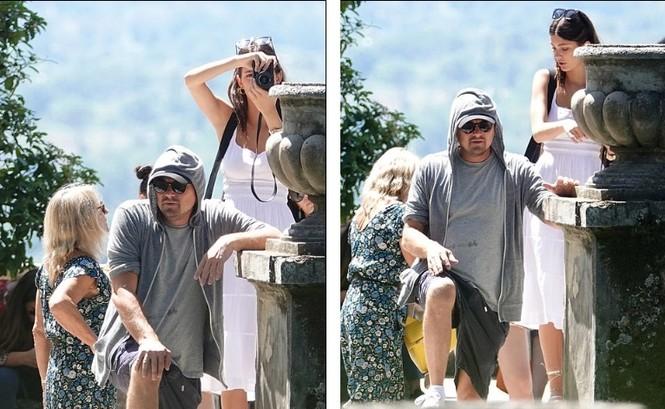 Leonardo Di Caprio hẹn hò lãng mạn cùng bạn gái kém 22 tuổi ở Ý - ảnh 5