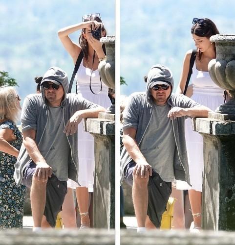 Leonardo Di Caprio hẹn hò lãng mạn cùng bạn gái kém 22 tuổi ở Ý - ảnh 6