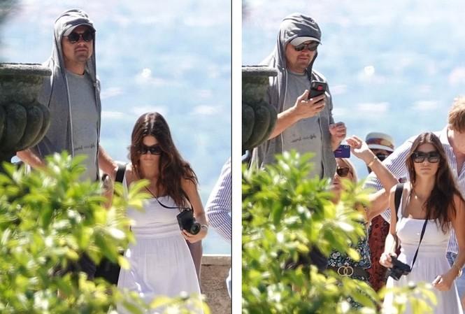 Leonardo Di Caprio hẹn hò lãng mạn cùng bạn gái kém 22 tuổi ở Ý - ảnh 7