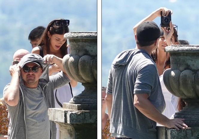 Leonardo Di Caprio hẹn hò lãng mạn cùng bạn gái kém 22 tuổi ở Ý - ảnh 11