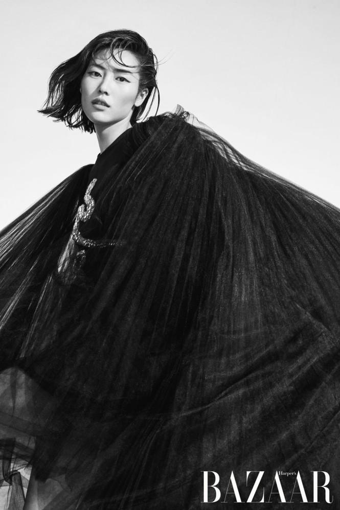 Dáng vóc hoàn hảo của mỹ nhân nội y gốc Hoa Liu Wen - ảnh 10